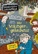 Cover-Bild zu Detektivbüro LasseMaja - Das Wikingergeheimnis von Widmark, Martin