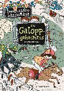 Cover-Bild zu Detektivbüro LasseMaja - Das Galoppgeheimnis (Bd. 13) (eBook) von Widmark, Martin