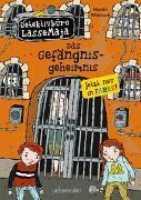 Cover-Bild zu Detektivbüro LasseMaja - Das Gefängnisgeheimnis von Widmark, Martin