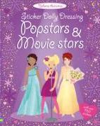 Cover-Bild zu Watt, Fiona: Sticker Dolly Dressing. Popstars and Movie Stars