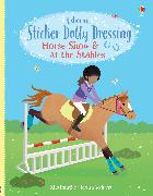 Cover-Bild zu Bowman, Lucy: Sticker Dolly Dressing Horse Show and At the Stables