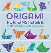 Cover-Bild zu Bowman, Lucy: Origami für Einsteiger