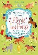Cover-Bild zu Bowman, Lucy: Mein extradickes Stickerbuch: Pferde und Ponys