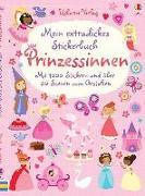 Cover-Bild zu Bowman, Lucy: Mein extradickes Stickerbuch: Prinzessinnen