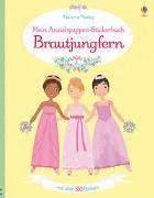 Cover-Bild zu Bowman, Lucy: Mein Anziehpuppen-Stickerbuch: Brautjungfern