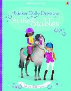 Cover-Bild zu Bowman, Lucy: Sticker Dolly Dressing: At the Stables