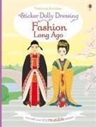 Cover-Bild zu Stowell, Louie: Sticker Dolly Dressing Fashion Long Ago
