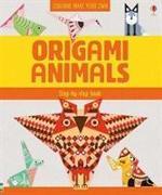 Cover-Bild zu Bowman, Lucy: Origami Animals