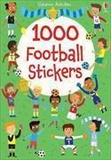 Cover-Bild zu Bowman, Lucy: 1000 Football Stickers