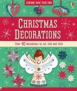 Cover-Bild zu Bowman, Lucy: Christmas Decorations
