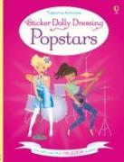 Cover-Bild zu Bowman, Lucy: Sticker Dolly Dressing: Popstars