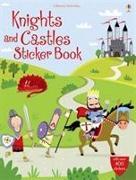 Cover-Bild zu Pratt, Leonie: Knights and Castles Sticker Book