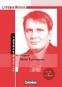 Cover-Bild zu Regener, Sven: LiteraNova, Unterrichtsmodelle mit Kopiervorlagen, Herr Lehmann