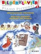 Cover-Bild zu Twelsiek, Monika (Hrsg.): Musikalische Weltreise