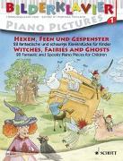 Cover-Bild zu Twelsiek, Monika (Hrsg.): Hexen, Feen und Gespenster