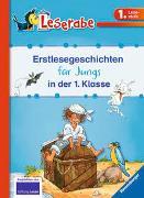 Cover-Bild zu Klein, Martin: Erstlesegeschichten für Jungs in der 1. Klasse - Leserabe 1. Klasse - Erstlesebuch für Kinder ab 6 Jahren