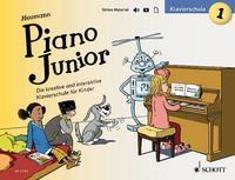 Cover-Bild zu Heumann, Hans-Günter: Piano Junior: Klavierschule 1