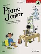 Cover-Bild zu Heumann, Hans-Günter: Piano Junior: Theoriebuch 3