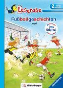 Cover-Bild zu Leopé: Fußballgeschichten - Leserabe 2. Klasse - Erstlesebuch für Kinder ab 7 Jahren