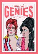 Cover-Bild zu Musik-Genies