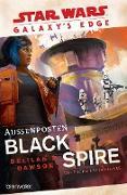 Cover-Bild zu Dawson, Delilah S.: Star Wars(TM) Galaxy's Edge - Außenposten Black Spire (eBook)