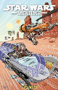 Cover-Bild zu Manning, Shaun: Star Wars Abenteuer - Gefährdet (eBook)