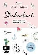 Cover-Bild zu Bullet Journal - Stickerbuch: Band 1: 900 Schmuck- und Layoutelemente