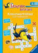 Cover-Bild zu Richter, Martine: Kreuzworträtsel zum Lesenlernen (2. Lesestufe)