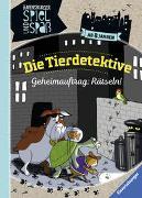 Cover-Bild zu Richter, Martine: Die Tierdetektive
