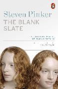 Cover-Bild zu The Blank Slate (eBook) von Pinker, Steven