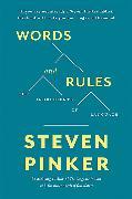 Cover-Bild zu Words and Rules von Pinker, Steven