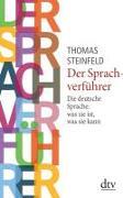 Cover-Bild zu Der Sprachverführer von Steinfeld, Thomas