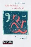 Cover-Bild zu Das Komma und das Und von Preiwuß, Kerstin