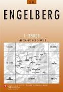 Cover-Bild zu Engelberg. 1:25'000