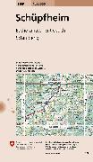 Cover-Bild zu Schüpfheim. 1:25'000