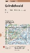 Cover-Bild zu Grindelwald. 1:25'000
