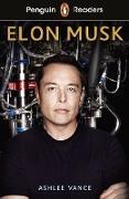 Cover-Bild zu Vance, Ashlee: Penguin Readers Level 3: Elon Musk (ELT Graded Reader) (eBook)