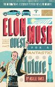 Cover-Bild zu Vance, Ashlee: Elon Musk Young Readers' Edition