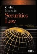 Cover-Bild zu Global Issues in Securities Law von Steinberg, Marc I.