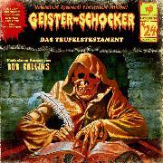 Cover-Bild zu Collins, Bob: Geister-Schocker, Folge 24: Das Teufelstestament (Audio Download)