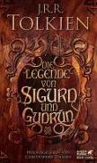Cover-Bild zu Die Legende von Sigurd und Gudrún von Tolkien, J.R.R.