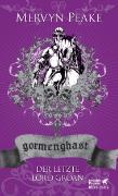 Cover-Bild zu Gormenghast / Der letzte Lord Groan von Peake, Mervyn