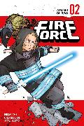 Cover-Bild zu Ohkubo, Atsushi: Fire Force 2