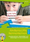 Cover-Bild zu Kinderrechte kennenlernen - Klasse 3/4 von Kurt, Aline