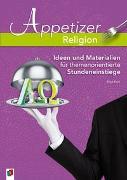 Cover-Bild zu Appetizer Religion von Kurt, Aline