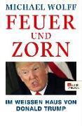 Cover-Bild zu Feuer und Zorn (eBook) von Wolff, Michael