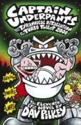 Cover-Bild zu Pilkey, Dav: Captain Underpants and the Tyrannical Retaliation of the Turbo Toilet 2000