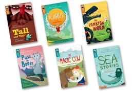 Cover-Bild zu Willis, Jeanne: Oxford Reading Tree TreeTops Greatest Stories: Oxford Level 8-9: Mixed Pack