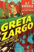 Cover-Bild zu Harrold, A.F.: Greta Zargo and the Amoeba Monsters from the Middle of the Earth