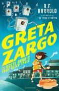 Cover-Bild zu Harrold, A. F.: Greta Zargo and the Death Robots from Outer Space (eBook)